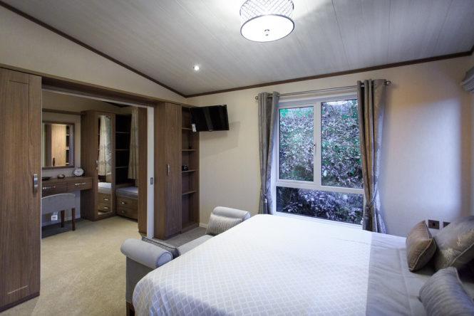 2016 pemberton glendale lodge gorse hill luxury caravan for Pemberton cabins