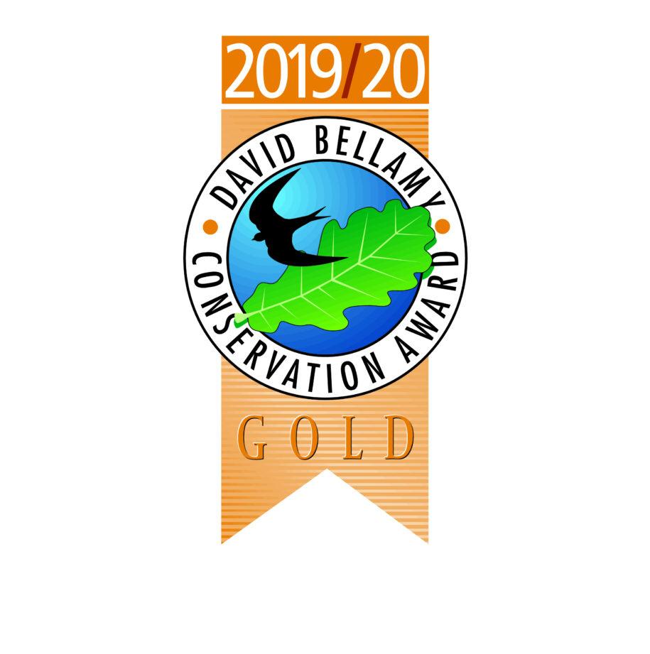 David Bellamy Award | Gorse Hill Luxury Caravan Park, Conwy