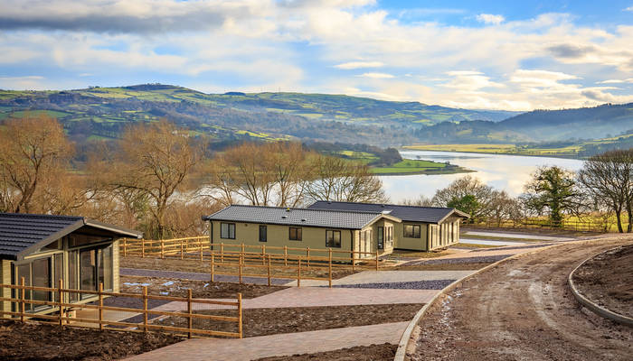 New Lodges - Coming March 2016