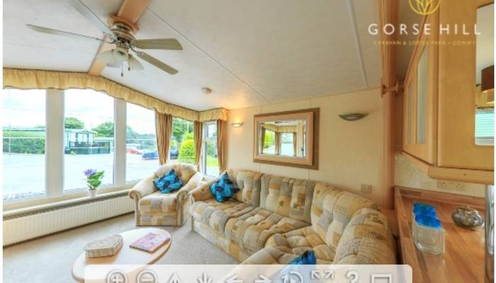 WOW..........!!!!  Check out this stunning 360 image of the 2008 Willerby Aspen, available to buy, created by Anthony Woodhouse our resident photographer
